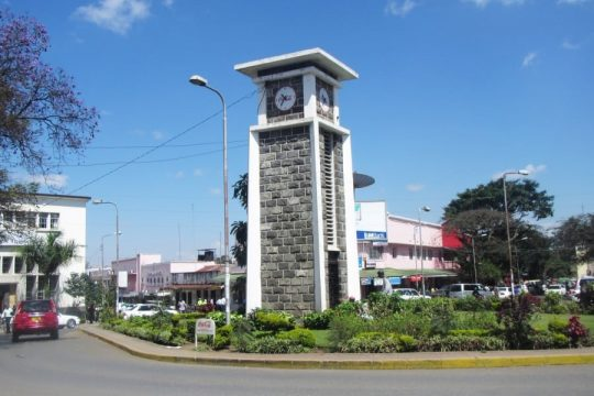 Arusha-Clock-tower