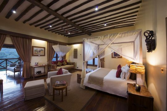 Neptune Ngorongoro Luxury lodge 1