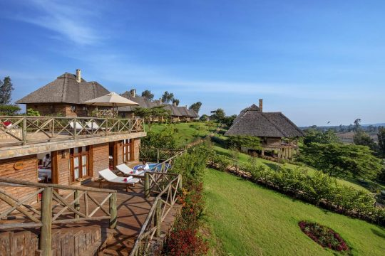 Neptune Ngorongoro Luxury lodge 2